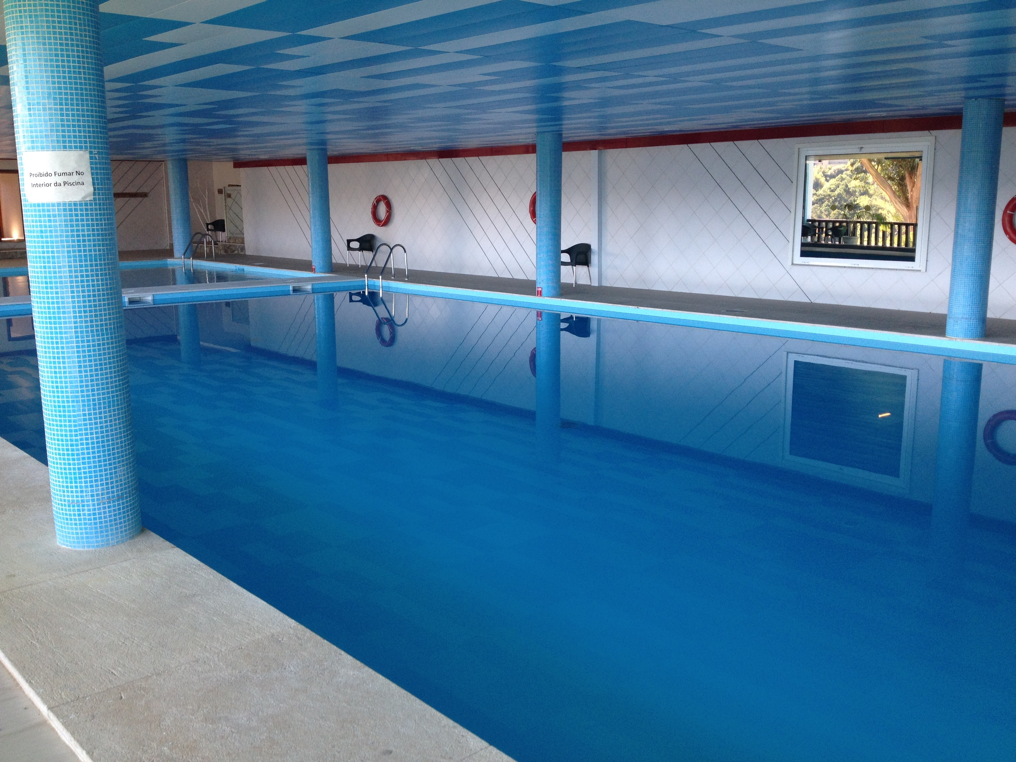 Reabilitação de Piscina de Hotel em Vila Real