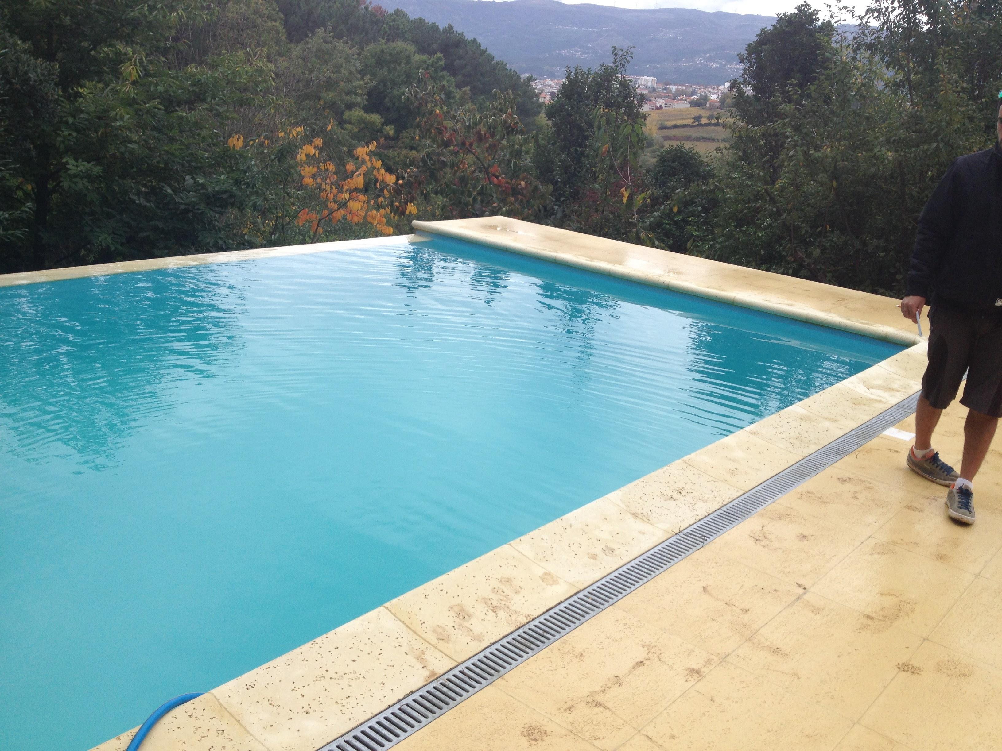 Piscina residencial vila real reken piscinas for Piscina residencial